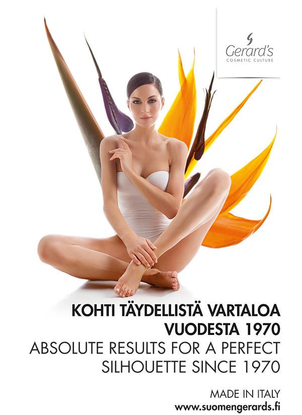 Gerards juliste Vartalo 50x70