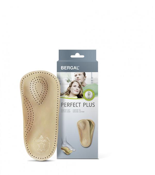 Bergal Perfect Plus -pohjallinen, koko 45. Miesten malli!
