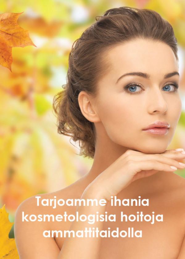 Kausijuliste Ihania kosmetologisia hoitoja