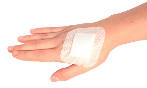 Mepore steriili haavasidos 6*7cm, 60kpl