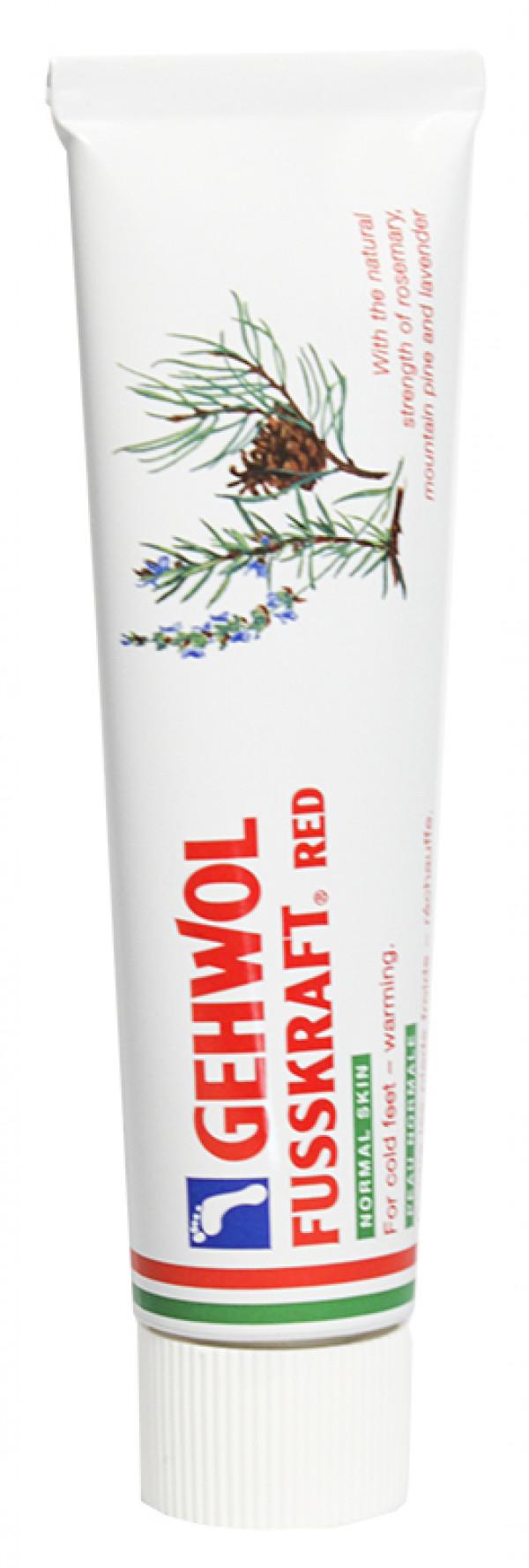 GEHWOL, punainen 75 ml