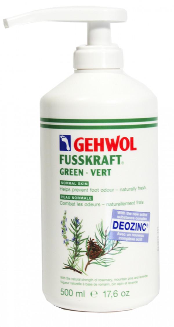 GEHWOL, vihreä 500 ml pumppupullo