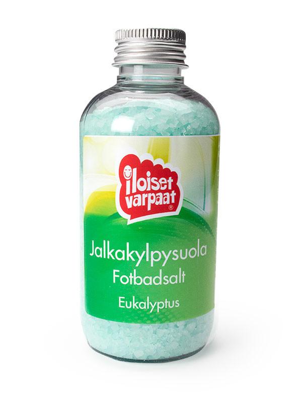 Iloiset varpaat -Jalkakylpysuola eukalyptus 150 ml