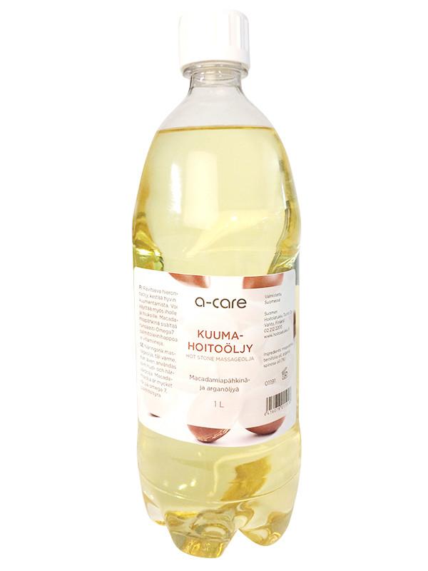 a-care Kuumahoitoöljy 1 L