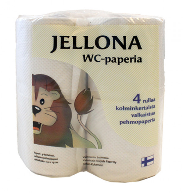 Jellona WC-paperi (40 rll)