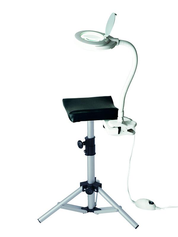 Spectra LED-suurennuslamppu klipsillä