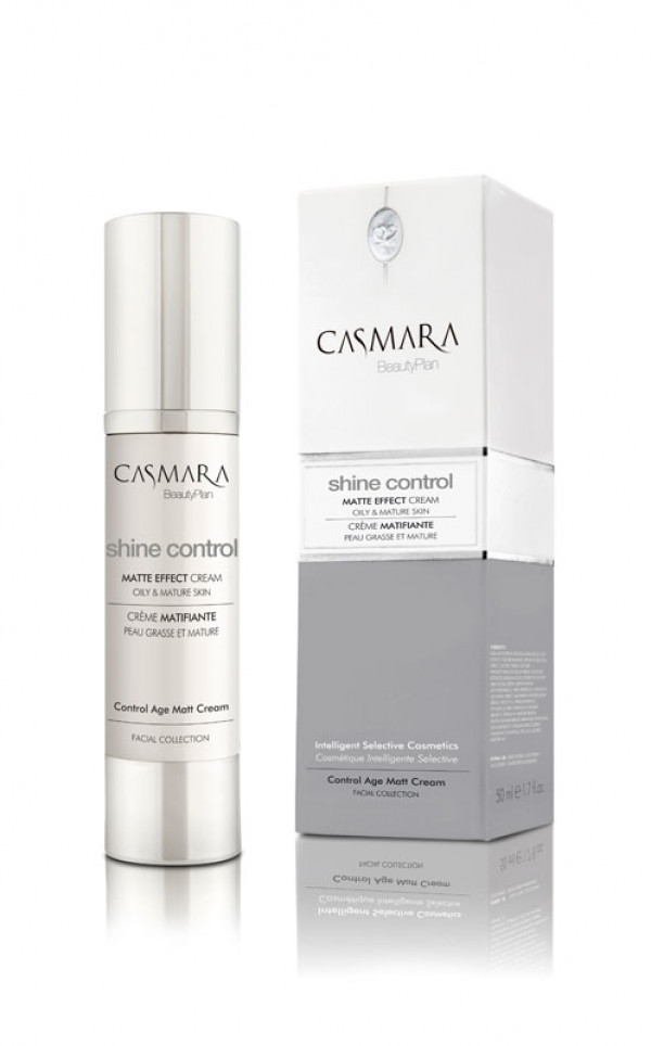CASMARA Shine Contl Age Matt Cream 50 ml EXP 8/21