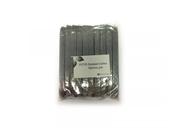 Raspipaperi, karhea 10x10 kpl, UUSI 3,2cm leveä
