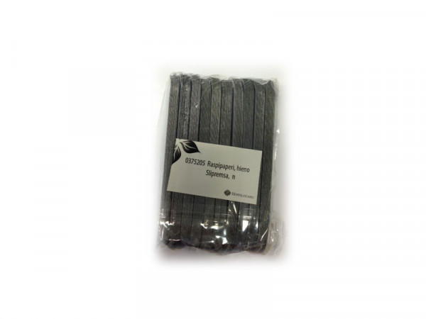 Raspipaperi, hieno 10x10 kpl, UUSI 3,2cm leveä