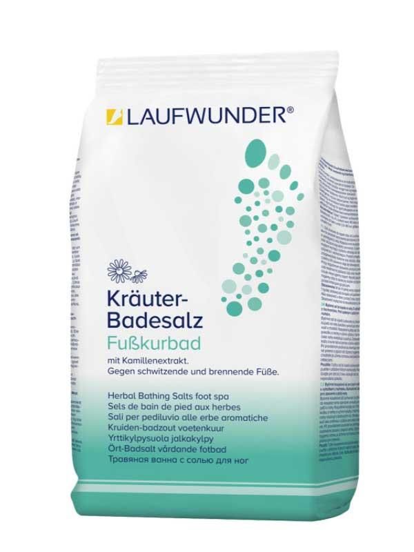 Laufwunder yrttikylpysuola 250 g