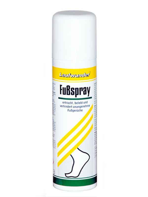 Laufwunder jalkadeospray 150 ml ponnekaasulla
