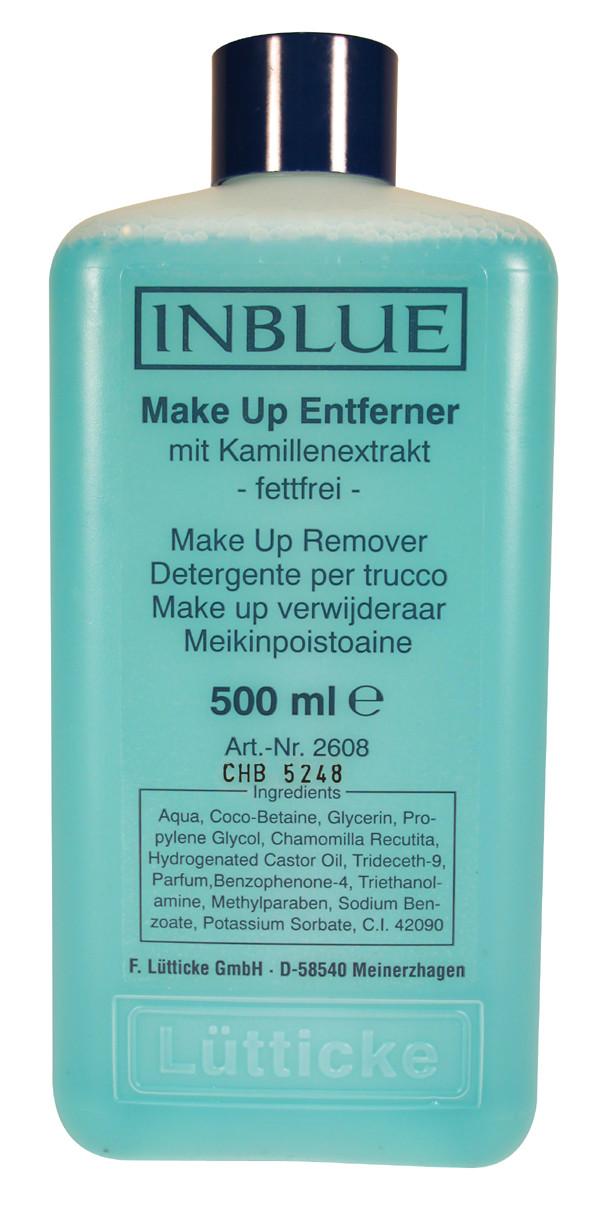 Inblue Make up remover, 500ml