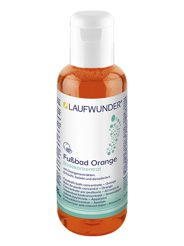 Laufwunder Appelsiini-jalkakylpy 200 ml