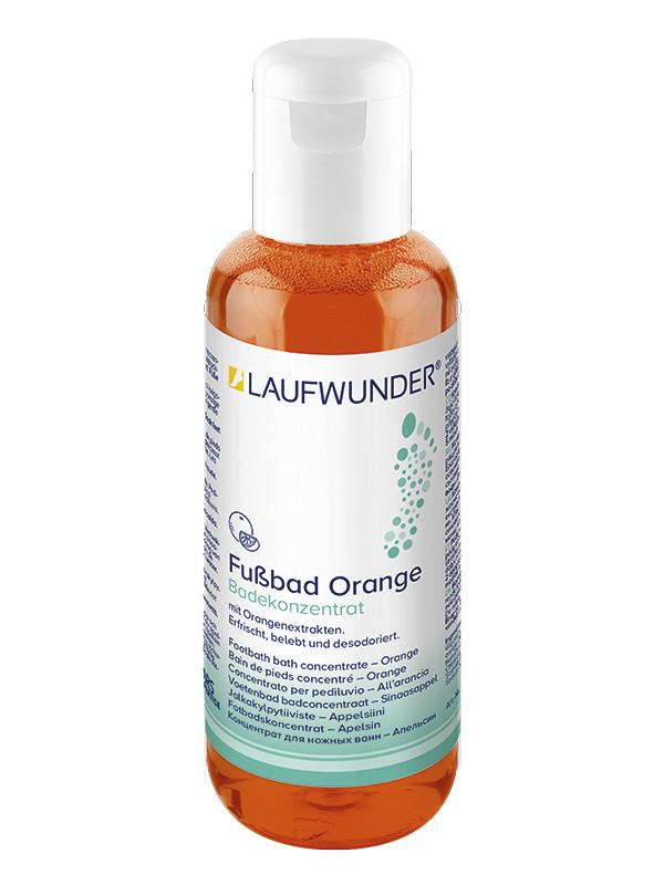 Laufwunder jalkakylpy appelsiini 200 ml