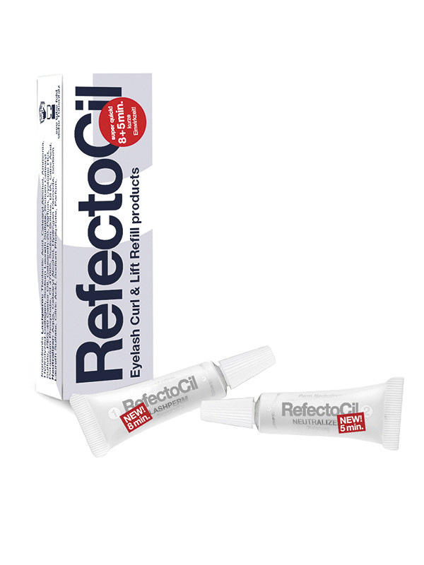 Refectocil refill Lash perm ja Neutralizer 3,5ml