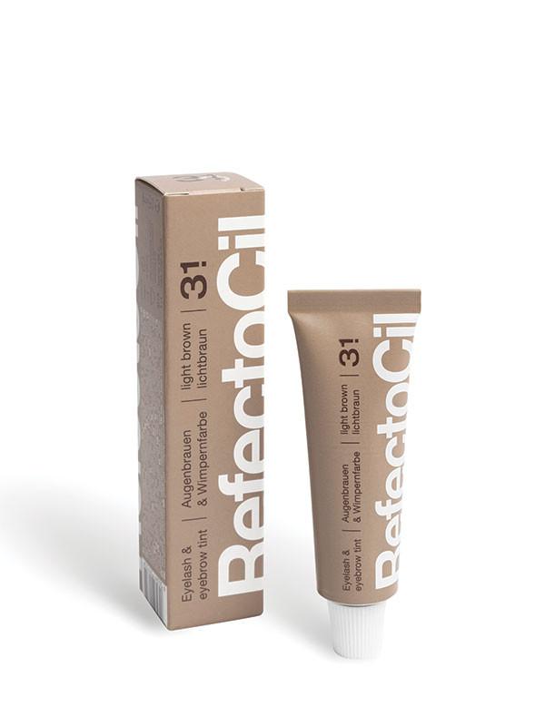 Refectocil kestoväri, vaaleanruskea 15 ml