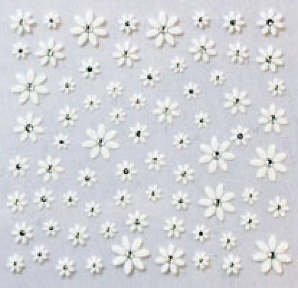 kynsitarra valkoiset kukat