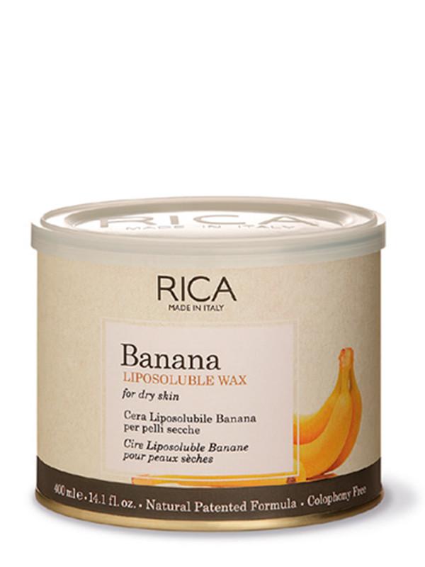 TuttiFrutti vaha 400 ml purkki, banaani