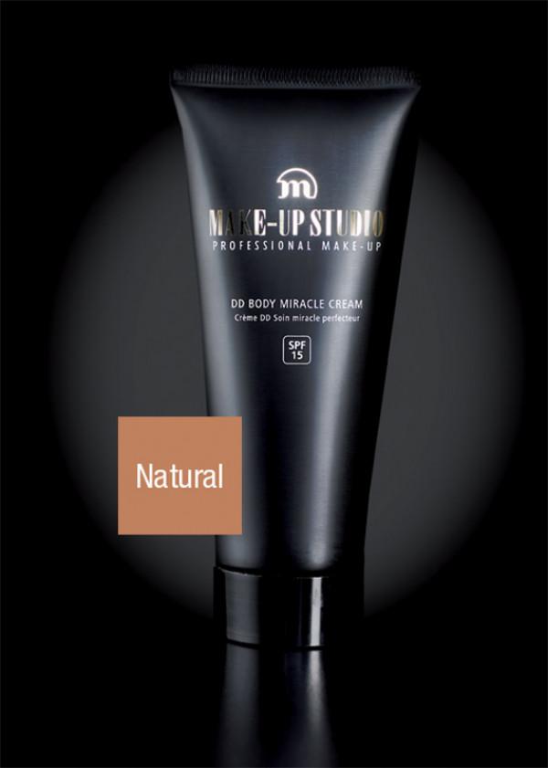 DD Body Miracle Cream - natural 100g