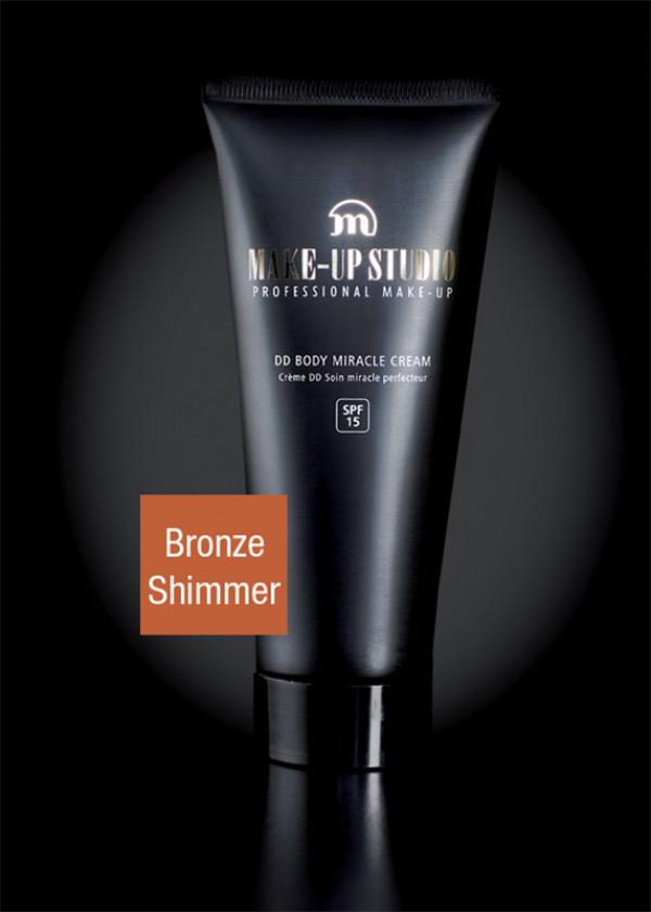 DD Body Miracle Cream - bronze shimmer100g