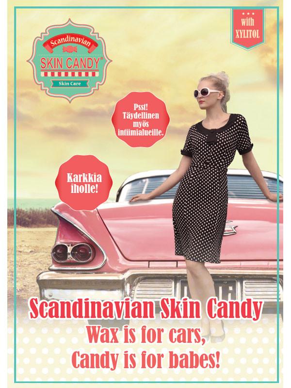 Skin Candy juliste 2