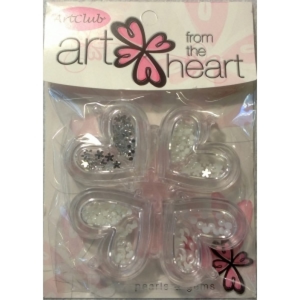 ArtClub Heart carusel pearls