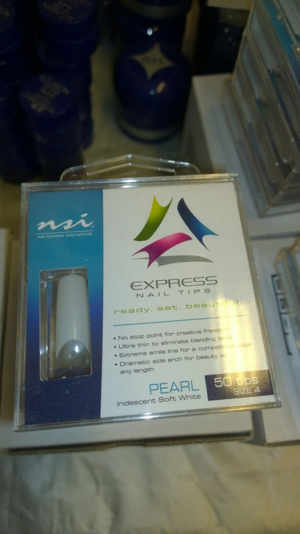 NSI refill box no 9