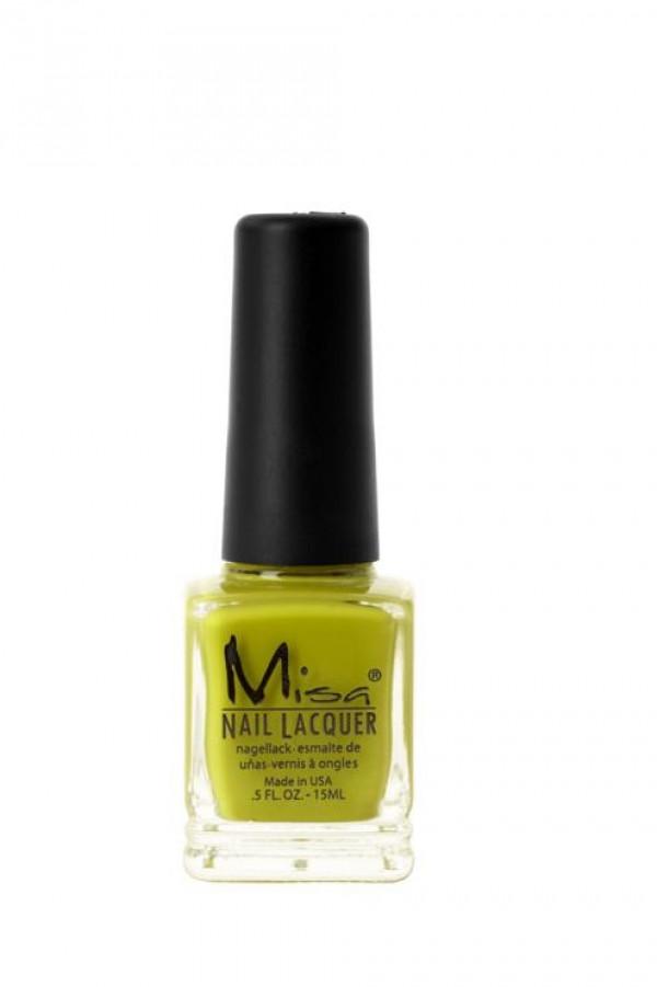 Misa kynsilakka, Green With Envy