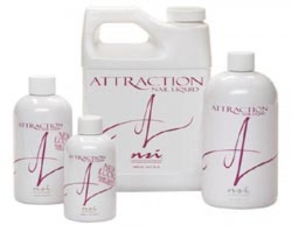 NSI Attraction Nail liquid 4oz118ml -akryylineste