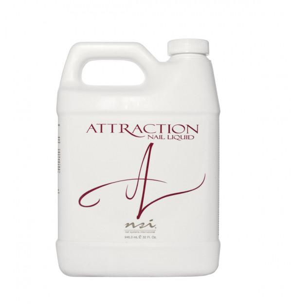 NSI Attr. Nail liquid 32oz 946,2ml -akryylineste