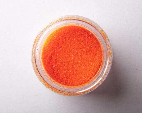 Neon oranssi glitter
