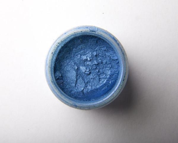 Pigmentti kirkkaan sininen