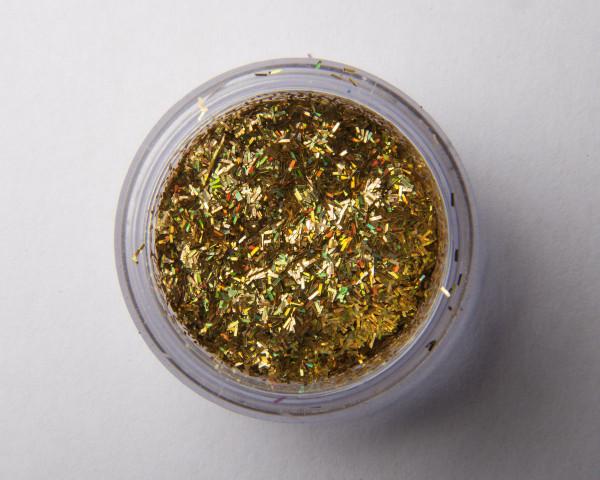 Kulta suikale glitter