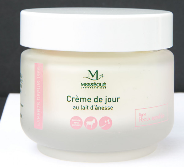 Messegue  Creme de jour au lait 50ml