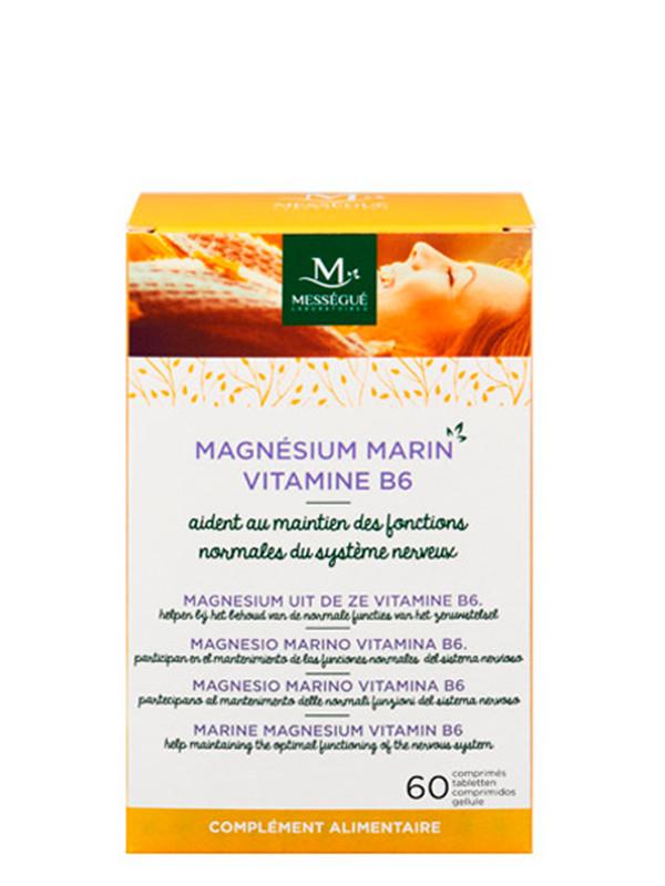 Magnesium-B6, 60 tabl.