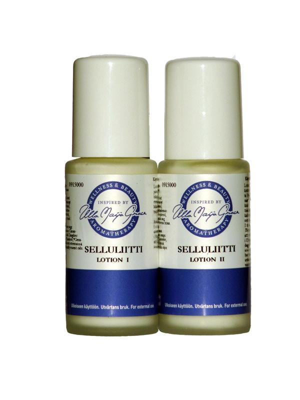 Selluliitti lotion 1 & 2 2x60ml lotion