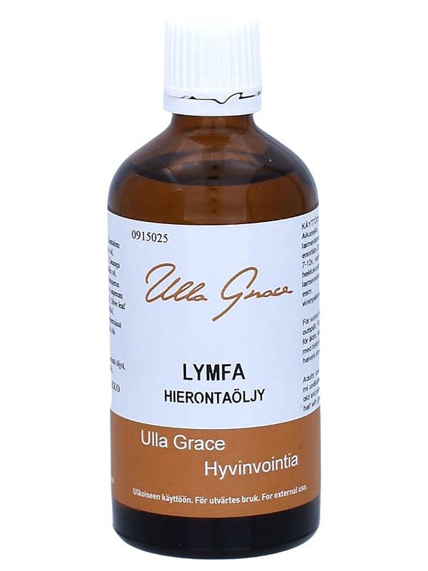 Lymfa hierontaöljy 100ml