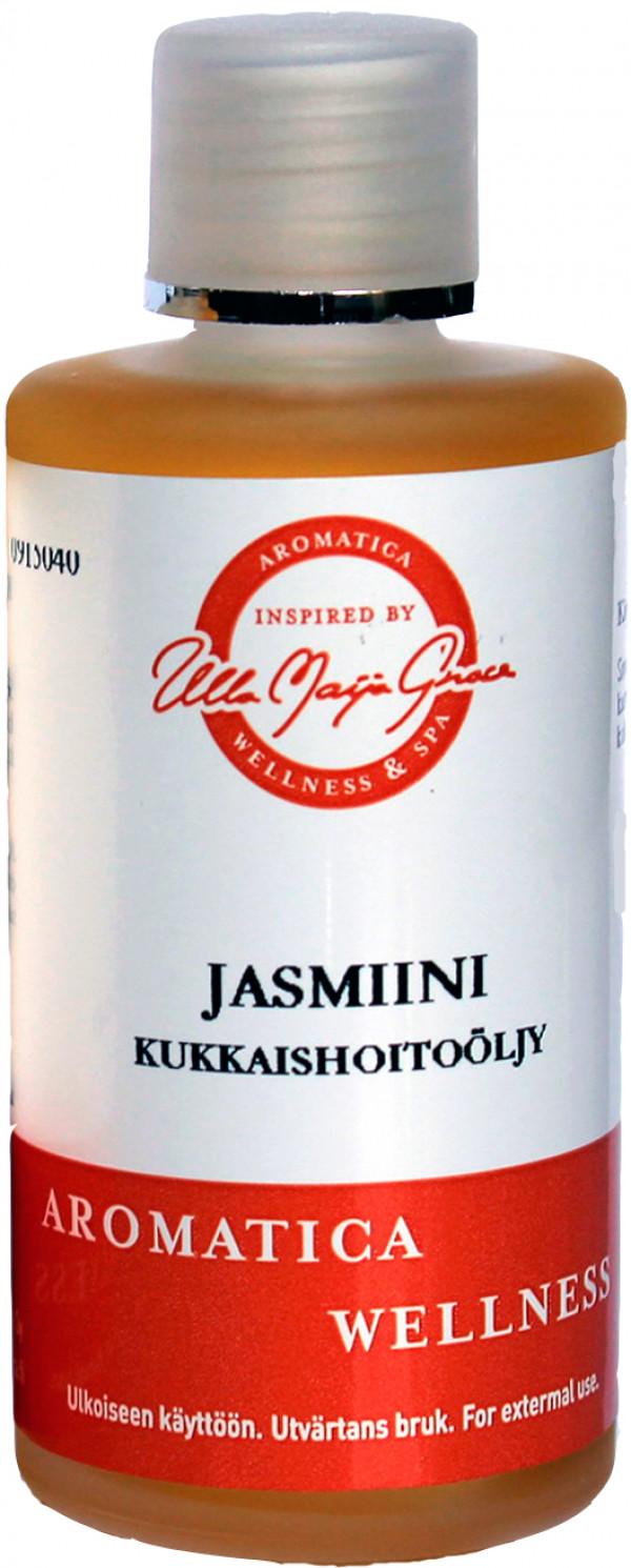 Jasmiini kukkaishoitoöljy 60ml