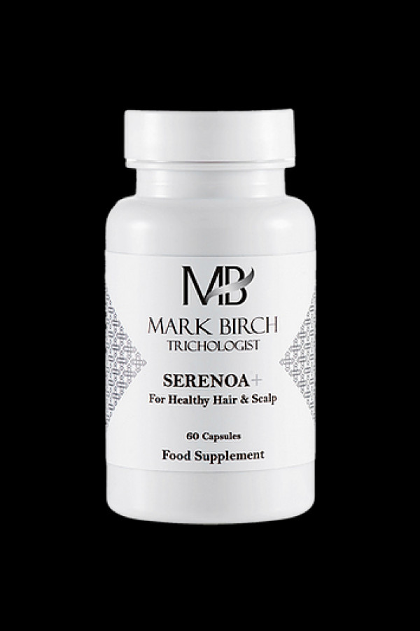 Mark Birch Serenoa+  60 kapselia