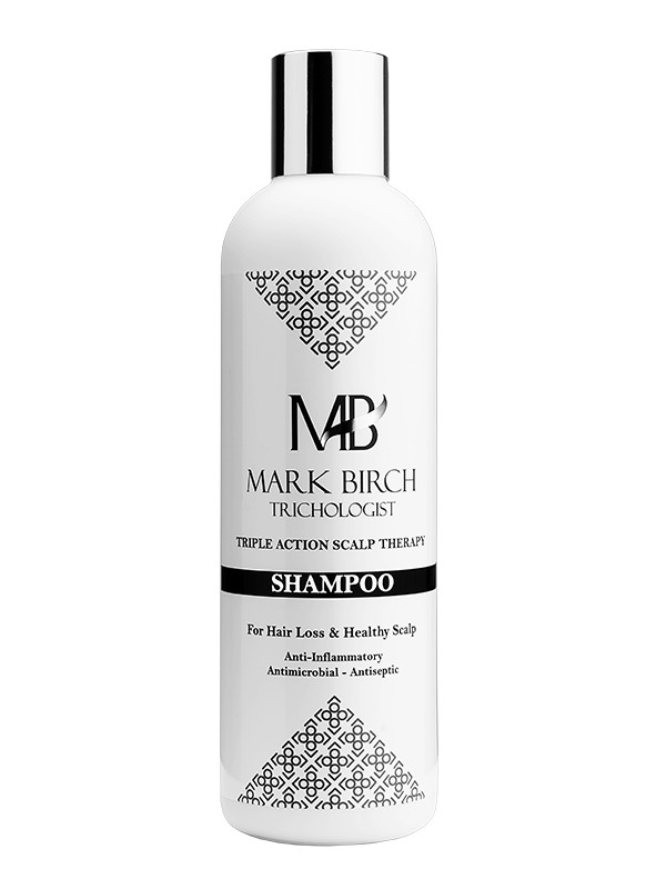 Mark Birch Triple Action Scalp Shampoo 250 ml