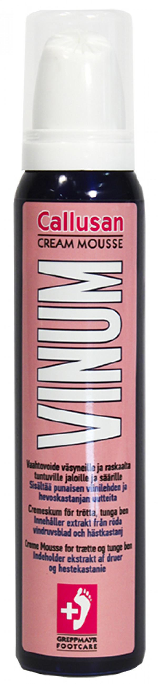 Callusan Vinum-voidevaahto 125 ml