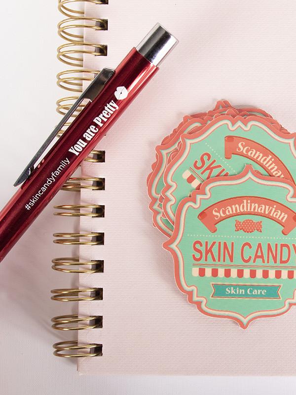 Skin Candy Kuulakärkikynä - You are Pretty