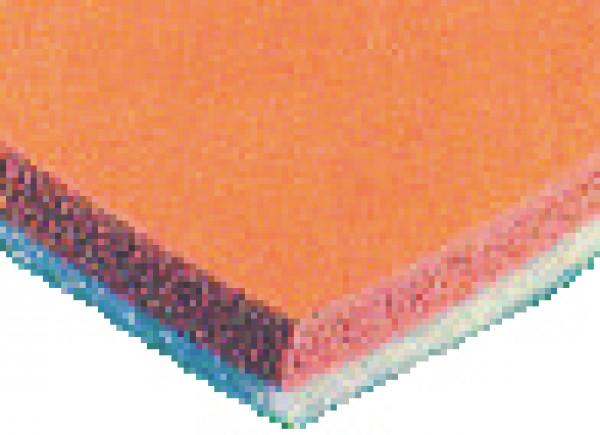 Huopa/vaahtokumi (Foam-o-felt), 5 mm