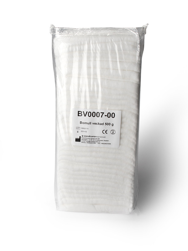 Puuvillavanu 500 g