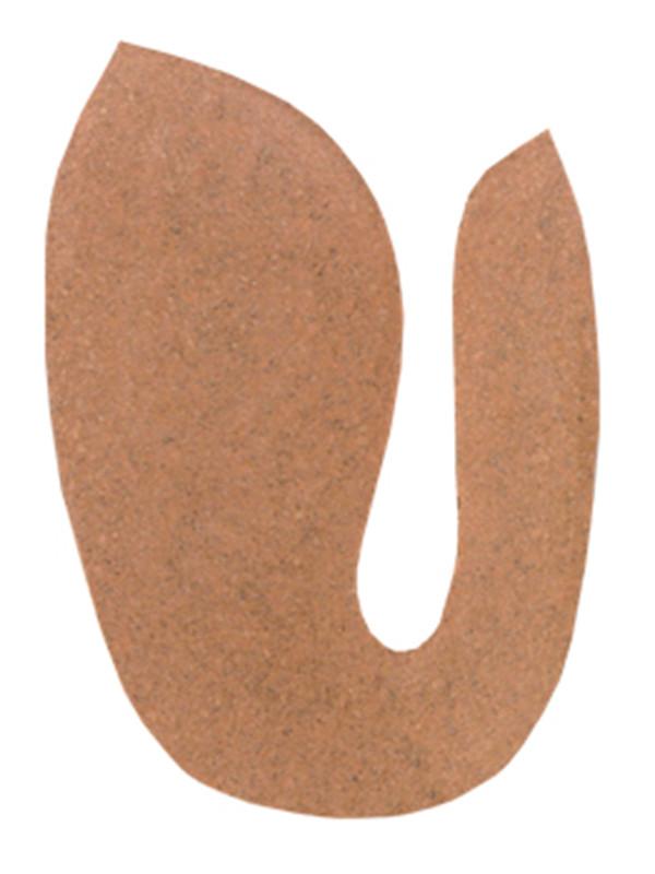 Supinaatiotuki kantaosalla, koko 8 (41-43)