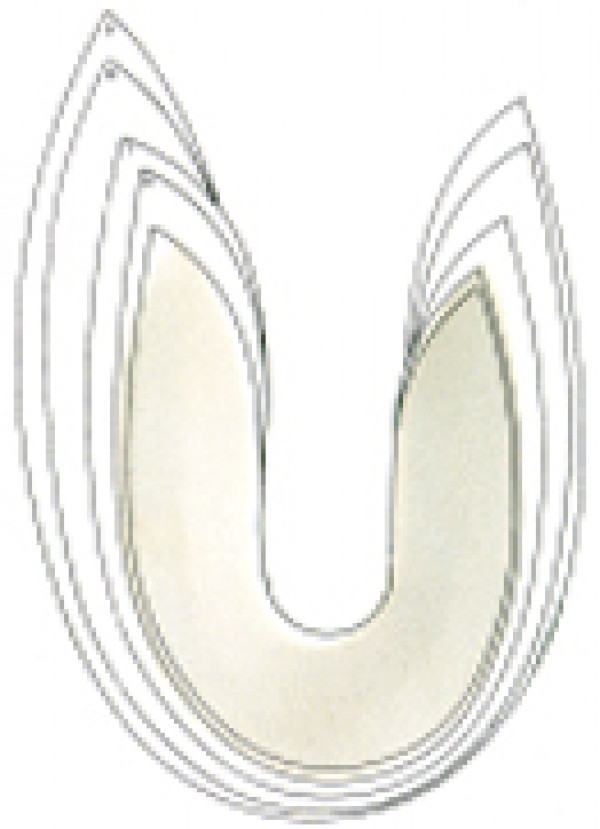PK-tuki metatars.kohottajalla, koko 8 (41-43)