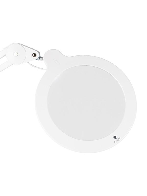 MAG Lamp XL-suurennuslamppu pöytäkiinnikkeellä