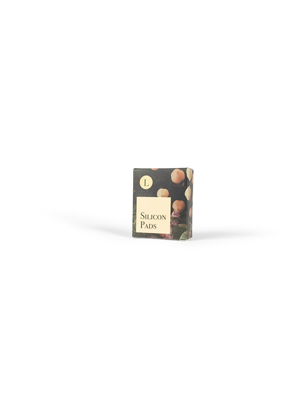 Dollys Lash kestotaivutus, silikon tyyny, L 10 kpl