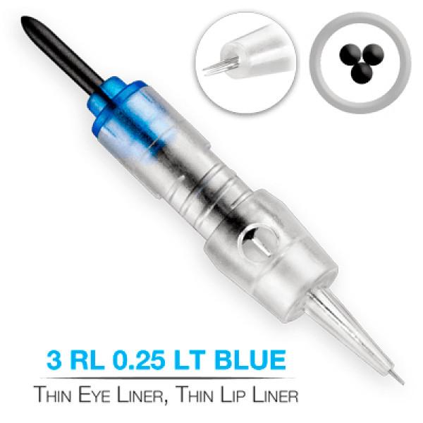 NPM Pigmentointineula sininen 3RL 0,25 LT kierteel