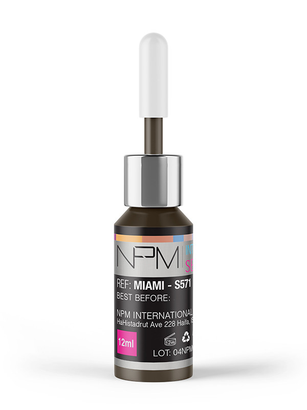 NPM pigm. Seduction, kulmille 12 ml Miami